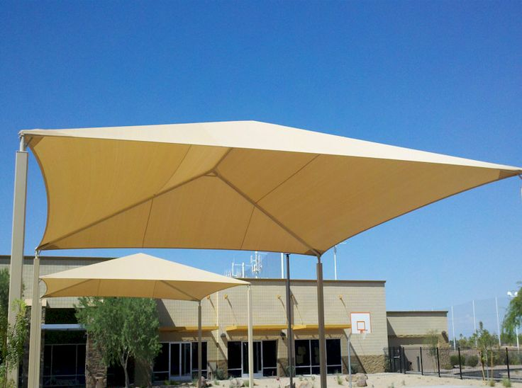7 best shade sail awnings images on pinterest phoenix for Sun shade structure