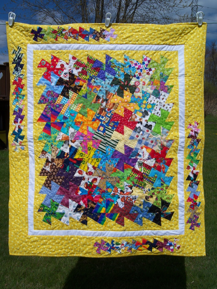 109 best Twister quilt patterns images on Pinterest | Twister ... : twister quilts - Adamdwight.com