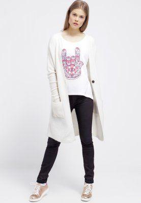 Even&Odd T-shirt z nadrukiem - white za 51,2 zł (11.01.16) zamów bezpłatnie na Zalando.pl.