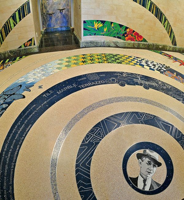17 Best Images About Beautiful Terrazzo On Pinterest