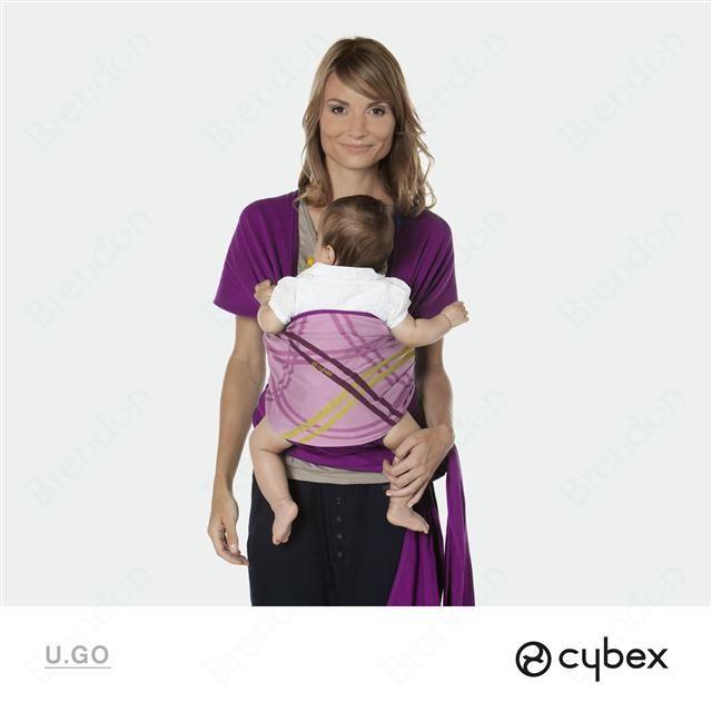 Cybex nosítko-šatka U.GO Violet Spring 2013