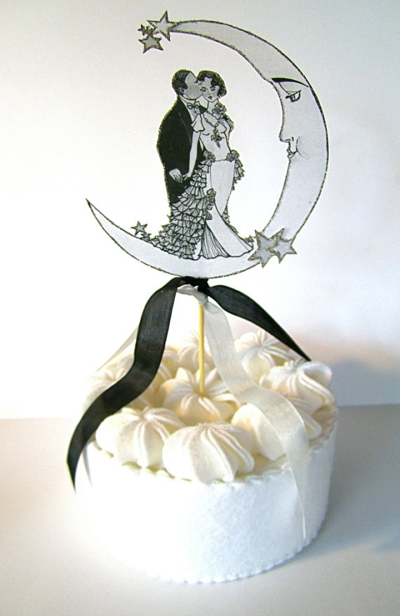 Artist Wedding Cake Toppers : 96 best Cake Toppers images on Pinterest