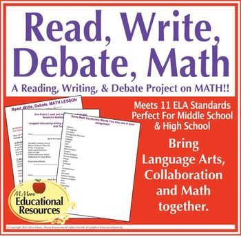 Spark Interest in Math with Writing Prompts