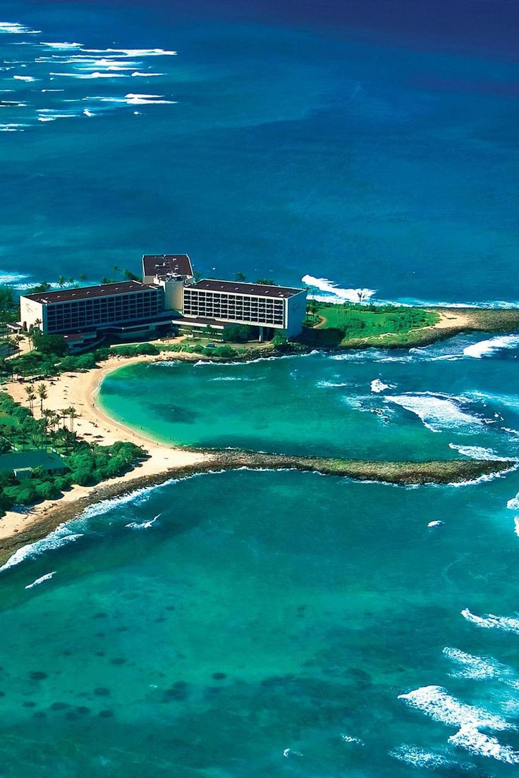 Turtle Bay: Scenic Beach Resort on Oahu's North Shore...where we spent our honeymoon...