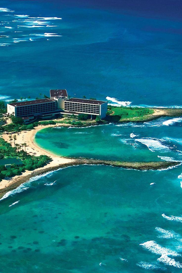 Turtle Bay: Scenic Beach Resort on Oahu's North Shore...where we spent our honeymoon...