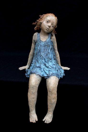 Jurga - Petite robe te zien in Down to Art Gallery Ghent
