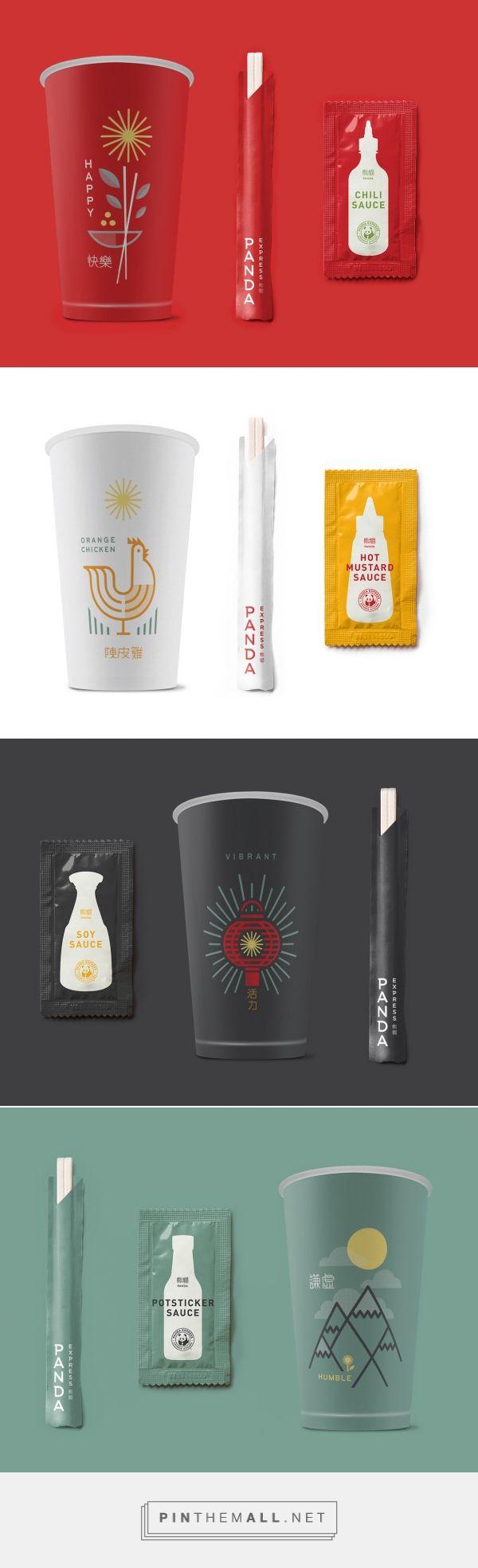 Panda Express   Studio MPLS   Packaging and Branding Design