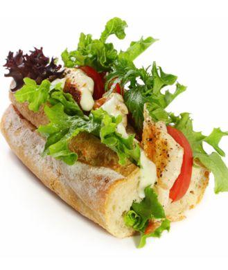 12 Healthy Midnight Snacks from Celebrity Chefs - CLT Sandwich