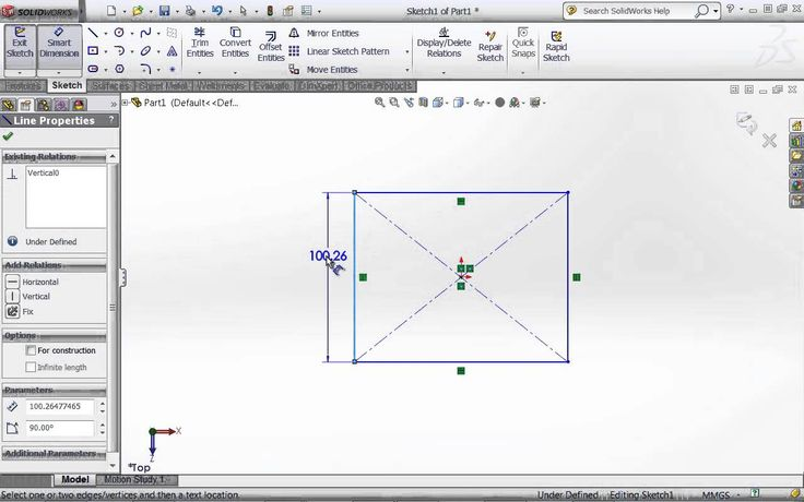 Global Variables and Equations for the SolidWorks CSWP