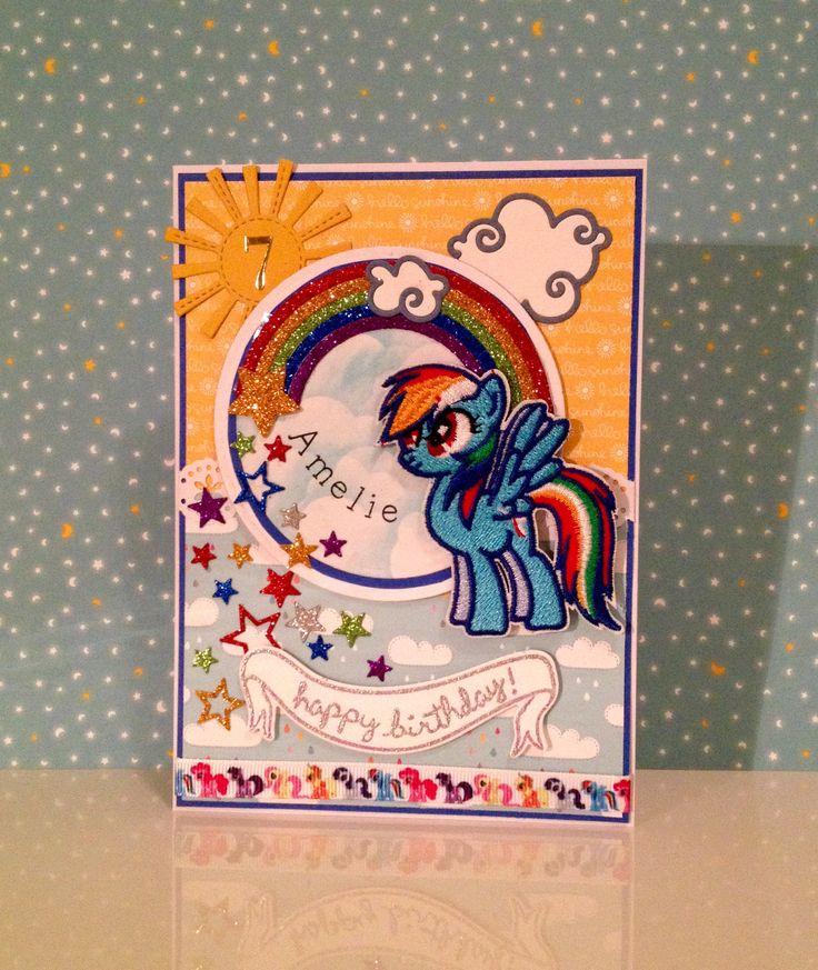 Игра делать открытки с пони
