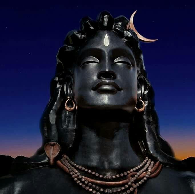 Shiva adiyogi