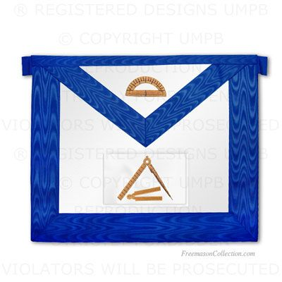 '12° Degree Apron- Scottish Rite Regalia
