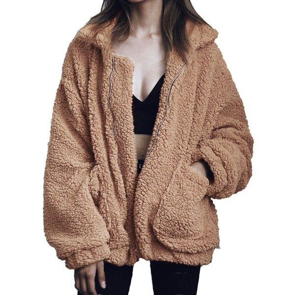 The 25+ best Fuzzy coat ideas on Pinterest | Teddy bear