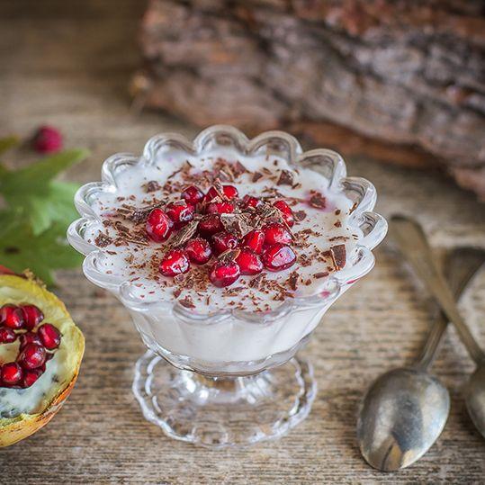 Blog | Ricette | Panna cotta Vegan | Sarchio - prodotti Biologici, alimenti Senza Glutine e Integratori Alimentari
