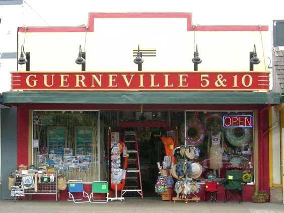 Good Restaurants In Guerneville
