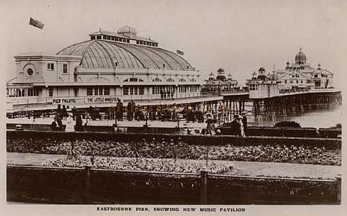 #Eastbourne Pier
