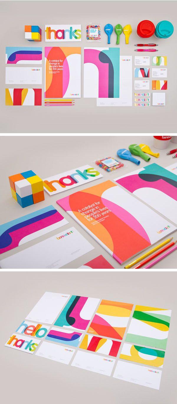 Benevolent Society – Brand Identity by Designworks Sydney