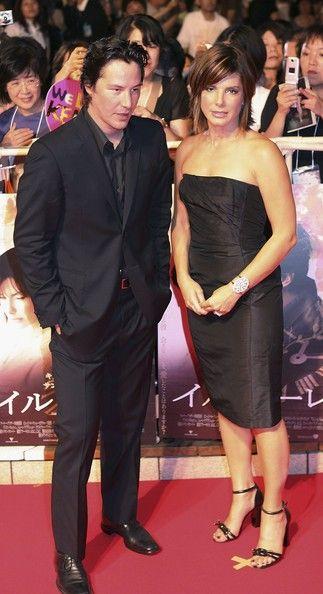 Keanu Reeves Sandra Bullock 2014
