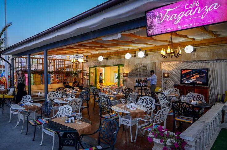 Cafe Fraganza - Phoenicia Holiday Resort, Mamaia Nord, Constanta