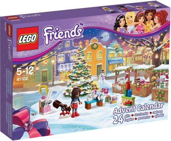 LEGO Friends Adventkalender - 41102