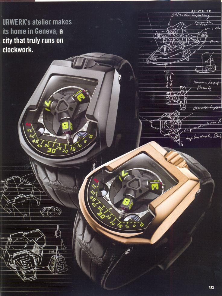 Watches International 2010