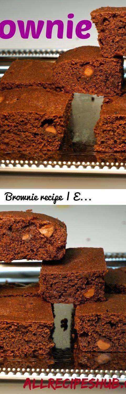Brownie recipe | Easy brownie recipe | homemade brownie recipe... Tags: brownies recipe, brownie recipe, brownie recipe with cocoa powder, fuddgy brownie recipe, how to make fudgy brownie, how to make brownie, quick and easy brownie, easy brownie recipe, fudge brownies recipe, best browie recipe, how to make brownies, brownies recipe joyofbaking, the art of brownies, homemade chewy brownies recipe, homemade brownie recipe, All Recipes Hub, Chocolate Brownie, ow to make brownies, fudgy…
