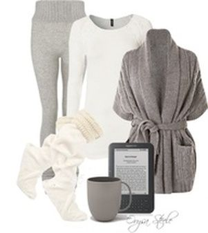 Weekly outfits chosen by Elena from Polyvore: homewear