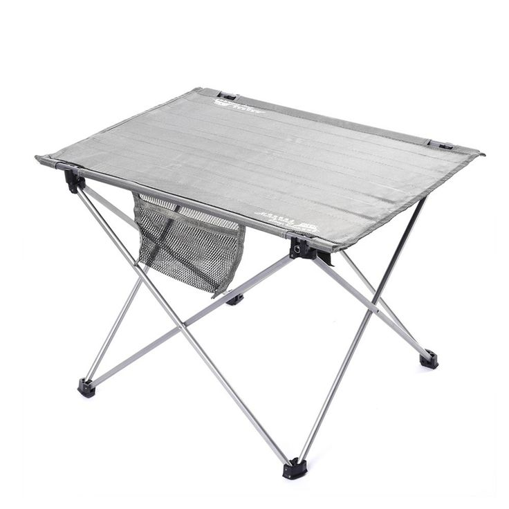 portable outdoor aluminium alloy folding table ultralight foldable table for camping hiking picnic foldable table furniture
