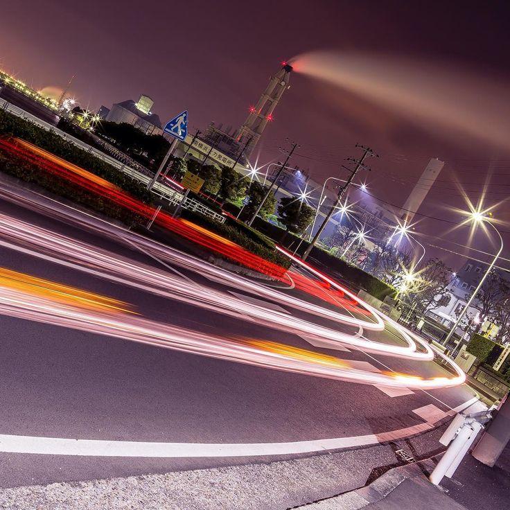 南横浜火力発電所 #横浜市 #神奈川 #躍動感 #ライト #幻想的 #夜景ら部 #夜景倶楽部 #光 #長時間露光 #多重露光 #レーザービーム #絶景 #工場夜景 #ライトアップ #夜 #神秘的 #工場萌え #東京電力 #東電 Minami-yokohama Thermal Power Station #bestphotos #jp_gallery #ptk_japan #nightshot #nightphotos #nightphoto #ptk_night #japan_night_view #nightlights #yakei_luv #tepco