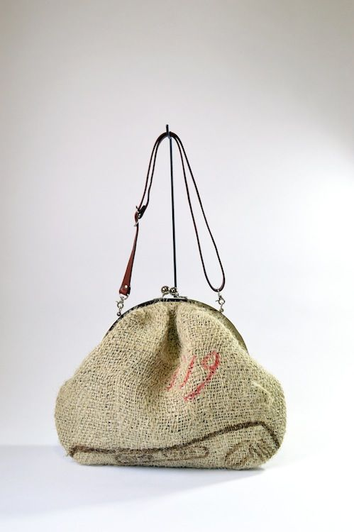 コーヒーの麻袋のバッグ - Google 検索