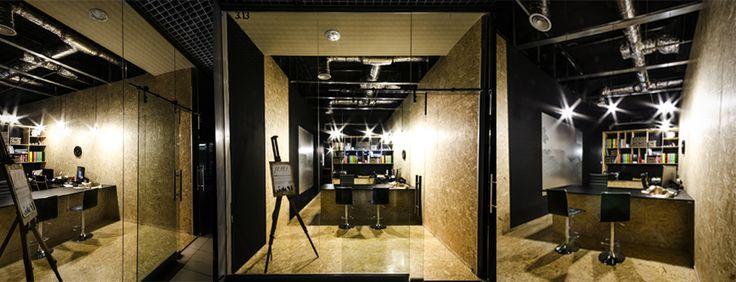 MMA Pracownia Architektury - III piętro, GALA.