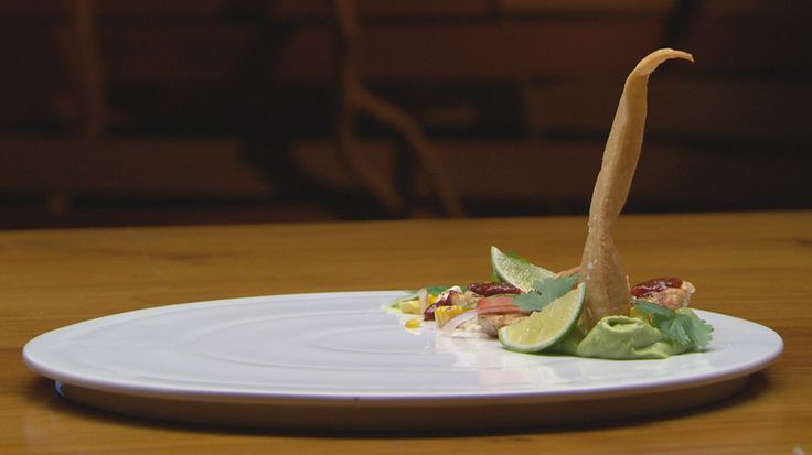 Fish Tostaditas Re-Imagined http://masterchefrecipe.net/fish-tostaditas-re-imagined/