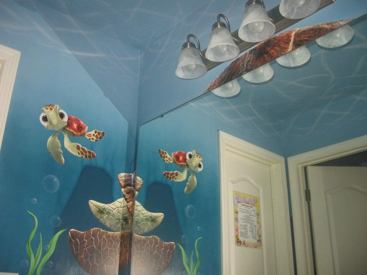 Disney pixar finding nemo bathroom set 28 images 78 - Finding nemo bathroom sets ...