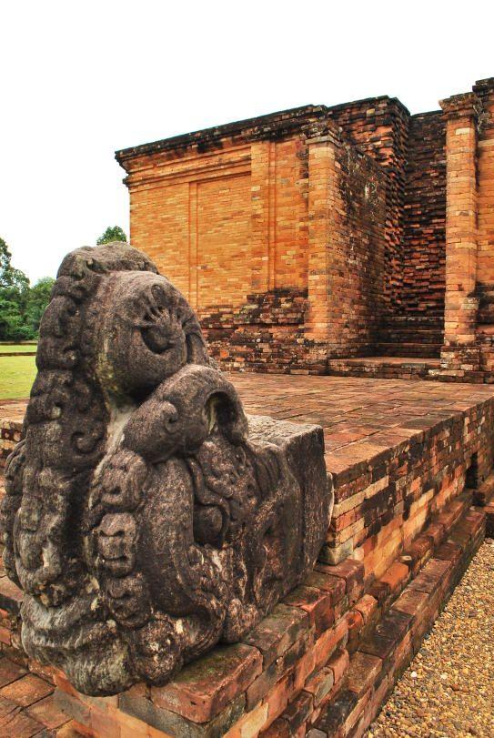 Muara Jambi Temple, Sumatra Indonesia | The Travel Tart Blog