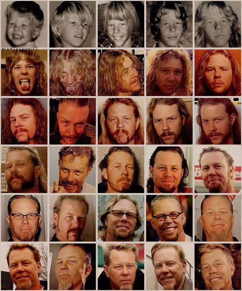 Just a Hetfield story