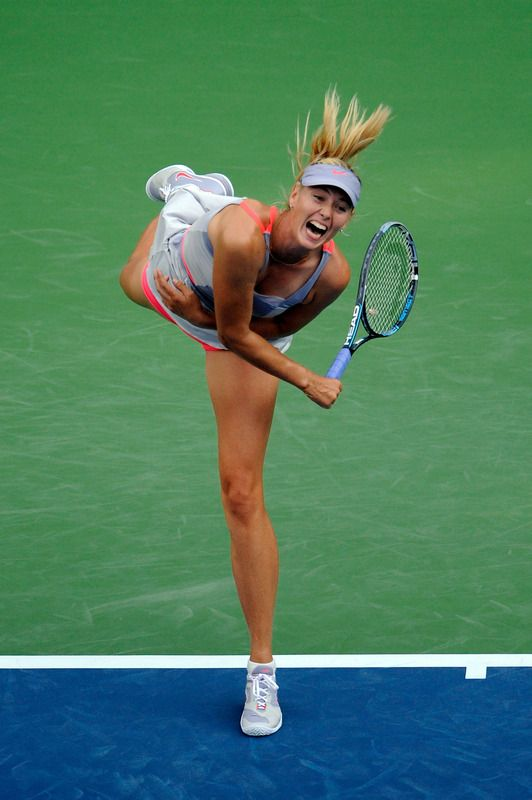 Maria Sharapova. | Non solo Tennis | Pinterest | Maria sharapova, Tennis players and Tennis