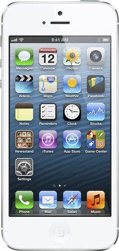 Apple iPhone 5 32GB (White) – Verizon Wireless « Store Break