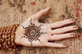 Image result for henna flower designs simple