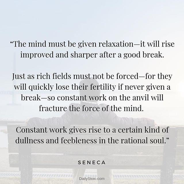 Seneca On Tranquility Of Mind Stoicism Quotes Stoic Quotes Wisdom Quotes