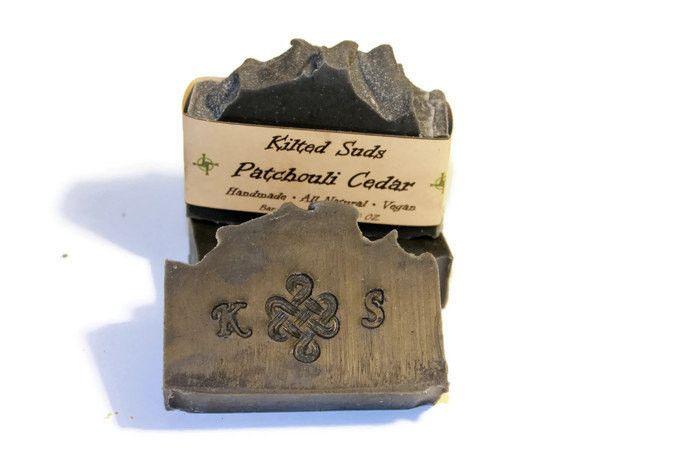 Patchouli Cedar Bar Soap