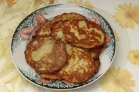 Draniki - National dish of Belarus (potato pancakes)