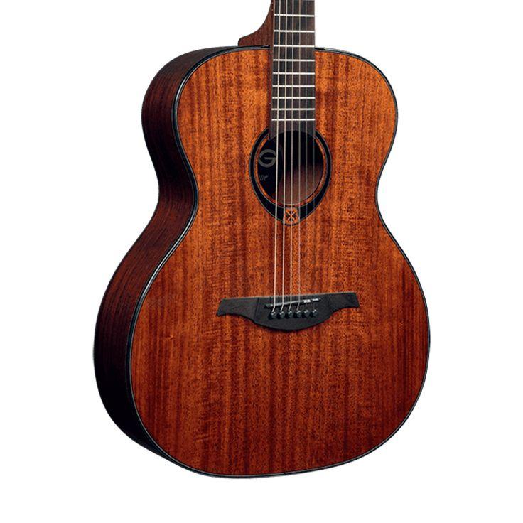 Lag Tramontane T90A Auditorium Acoustic Guitar