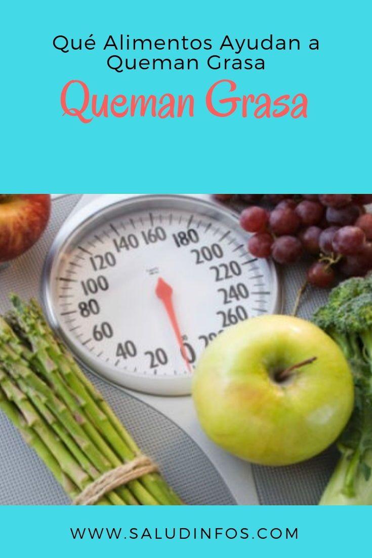 más alimentos quema grasa para perder peso