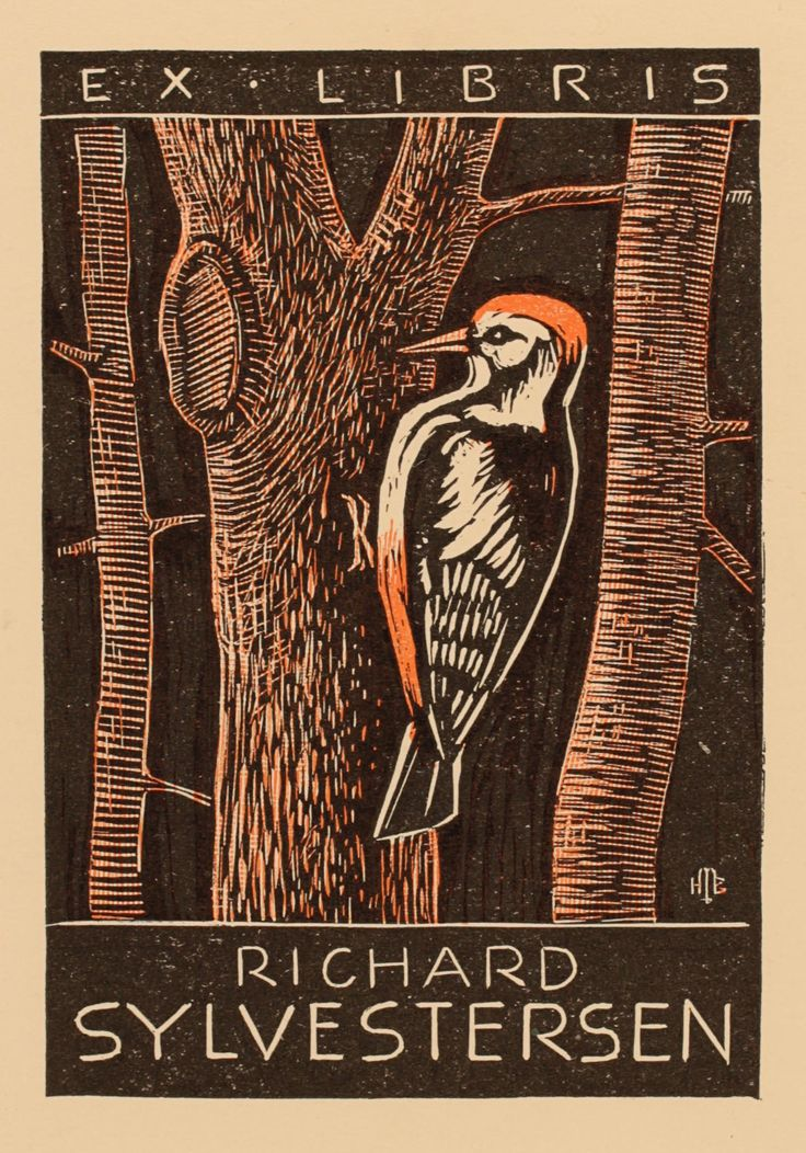Hans Michael Bungter, Art-exlibris.net