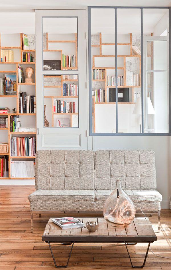 Designer Files: {Not Your Typical Paris Apartment} | Apartment34 | Bathrooms