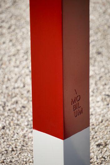 Bike support YOON, design Sovann KIM Ultra High Performance Concrete