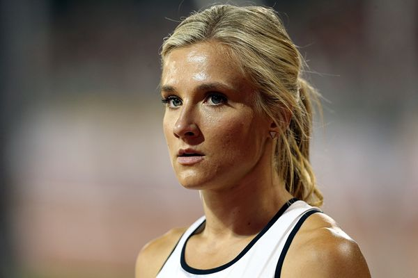 Theisen-Eaton hopes Portland will be scene of first global title