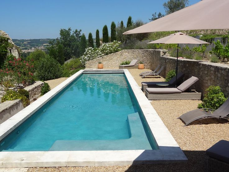 11 best piscine images on Pinterest Swimming pools, Gardens and