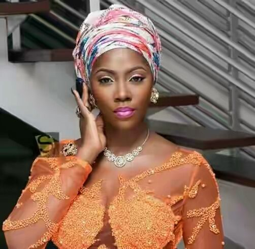 Welcome to Yahya Mubarak's blog: Stunning Makeup photos of Tiwa Savage Balogun