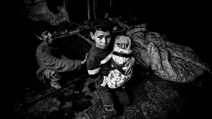 Syrian War home in homeland